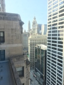 View from InterContinental Hotel room.
